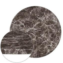 Gray Marble Laminate Restaurant Dining Table Top
