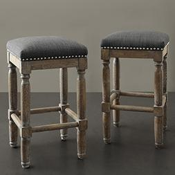 Renate Grey Counter Stools  by Renate