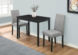 Monarch Specialties I 1016, Dining Set Set, Parson Chairs, B
