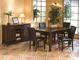 Janes Gallerie Kona Mango Wood 7-piece Dining Set