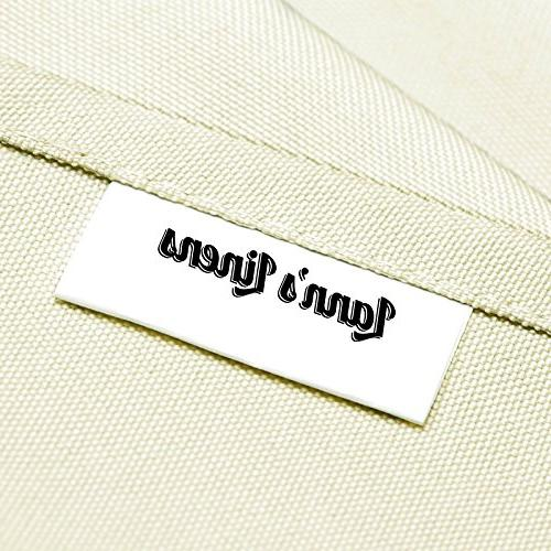 Lann's Linens Premium Tablecloths for Wedding/Banquet - Polyester Cloths
