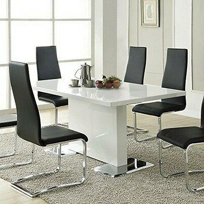 coaster home furnishings 102311 casual dining table