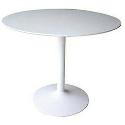 105261 dining table white new