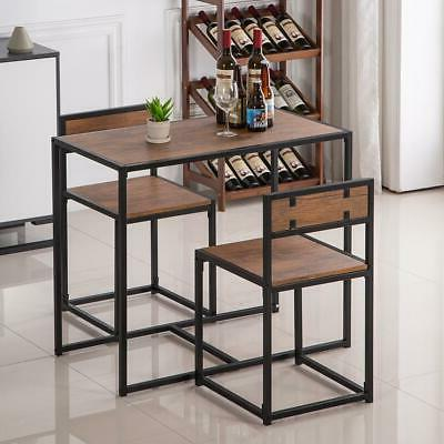 2 seater dining table and chairs breakfast