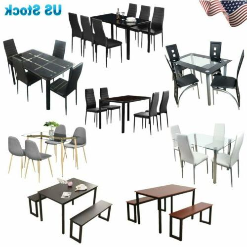 3 5 7 piece dining table set