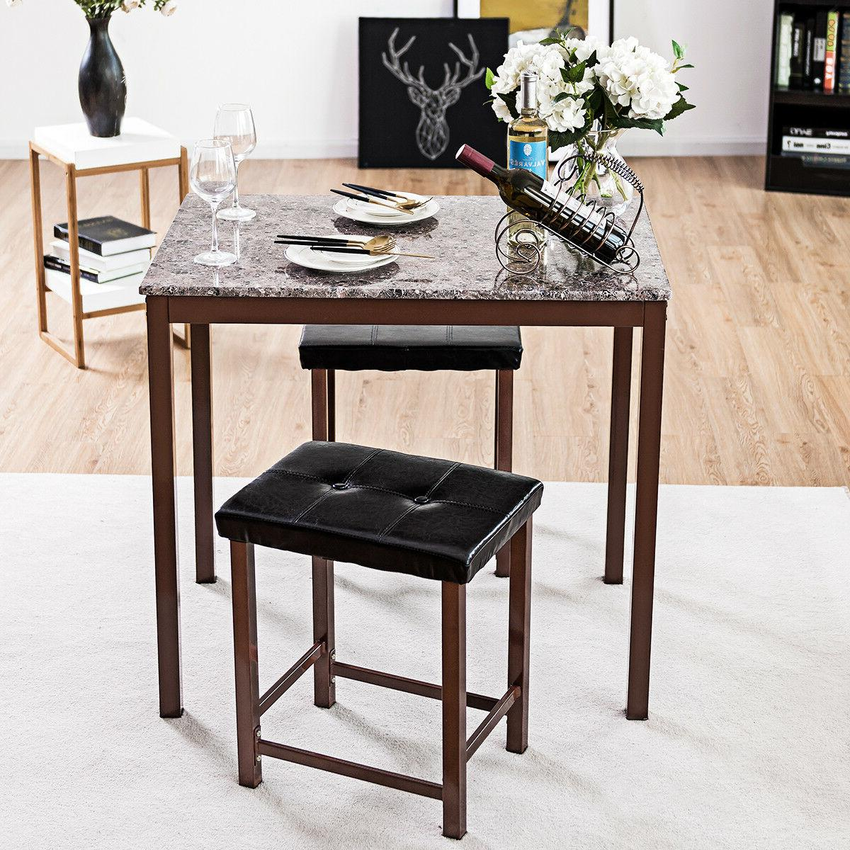 3 Height Dining Set Table Bar Furniture