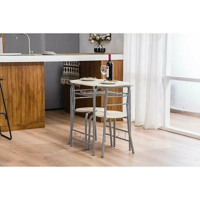 3 PCS Dining Table and 2 for Dining Furniture