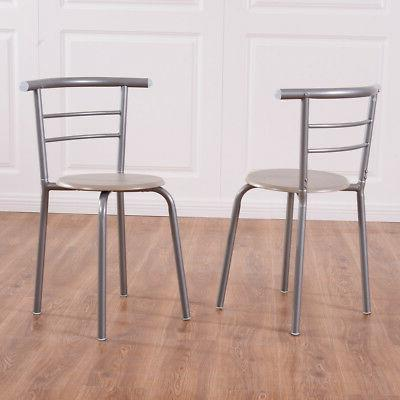 3 Table 2 Chairs Pub Kitchen Furniture