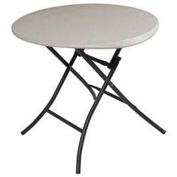 33 Round Folding Table