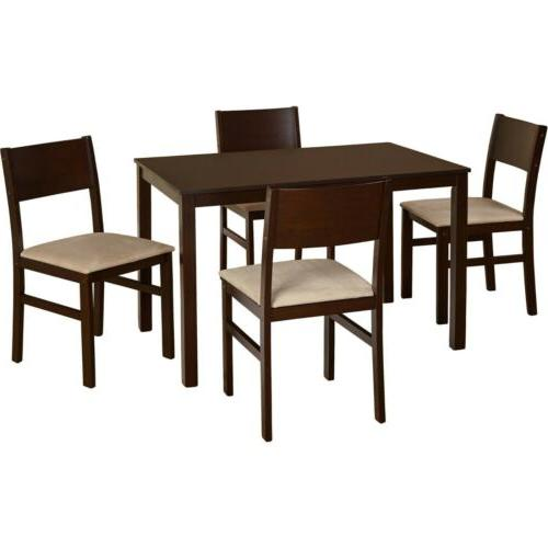 5-Pcs diner furniture chairs dinning