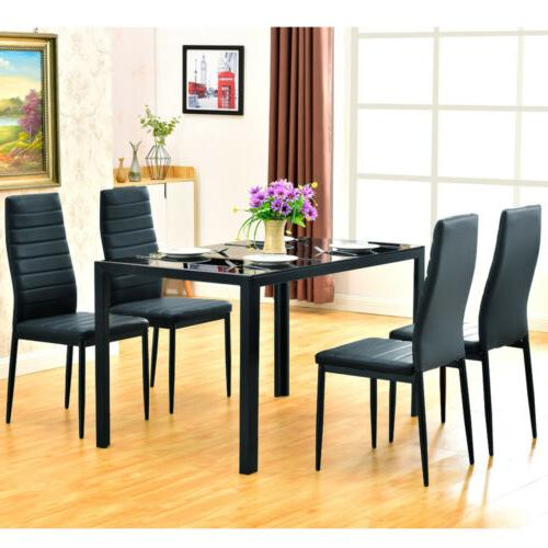 5 Modern Dining Table and Home Black