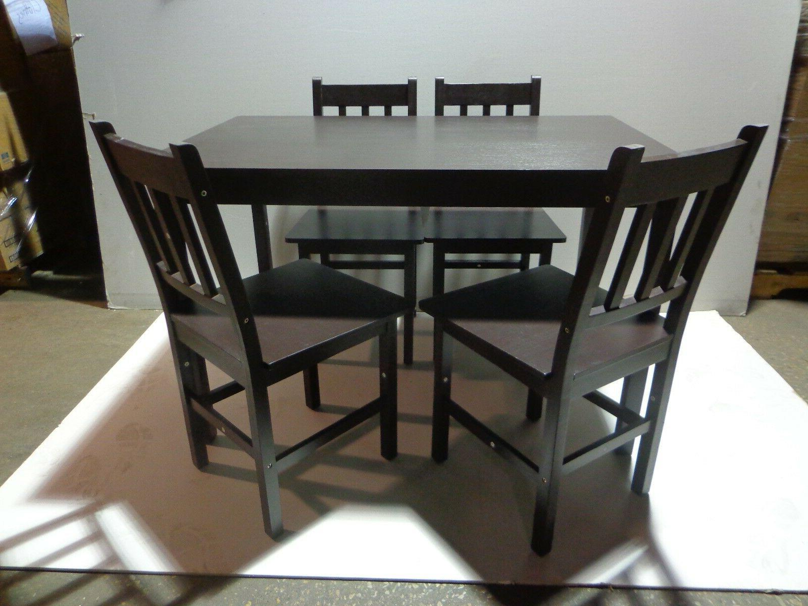 TMS PIECE DINING TABLE