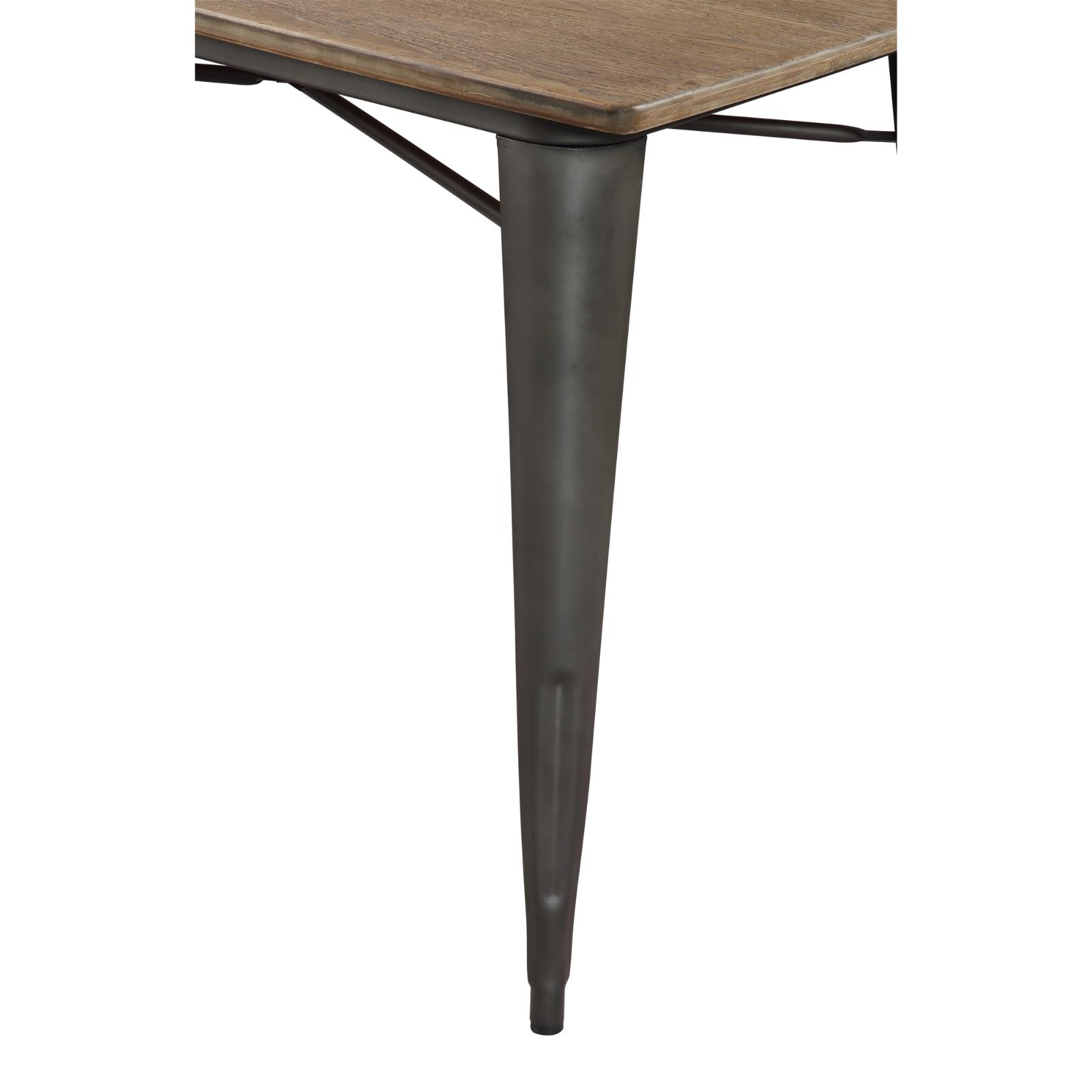 5 Piece Dining Table Room Bistro