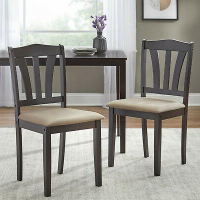 5 Dining Chairs and