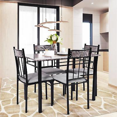 Dining 4 Chairs Kitchen Furniture