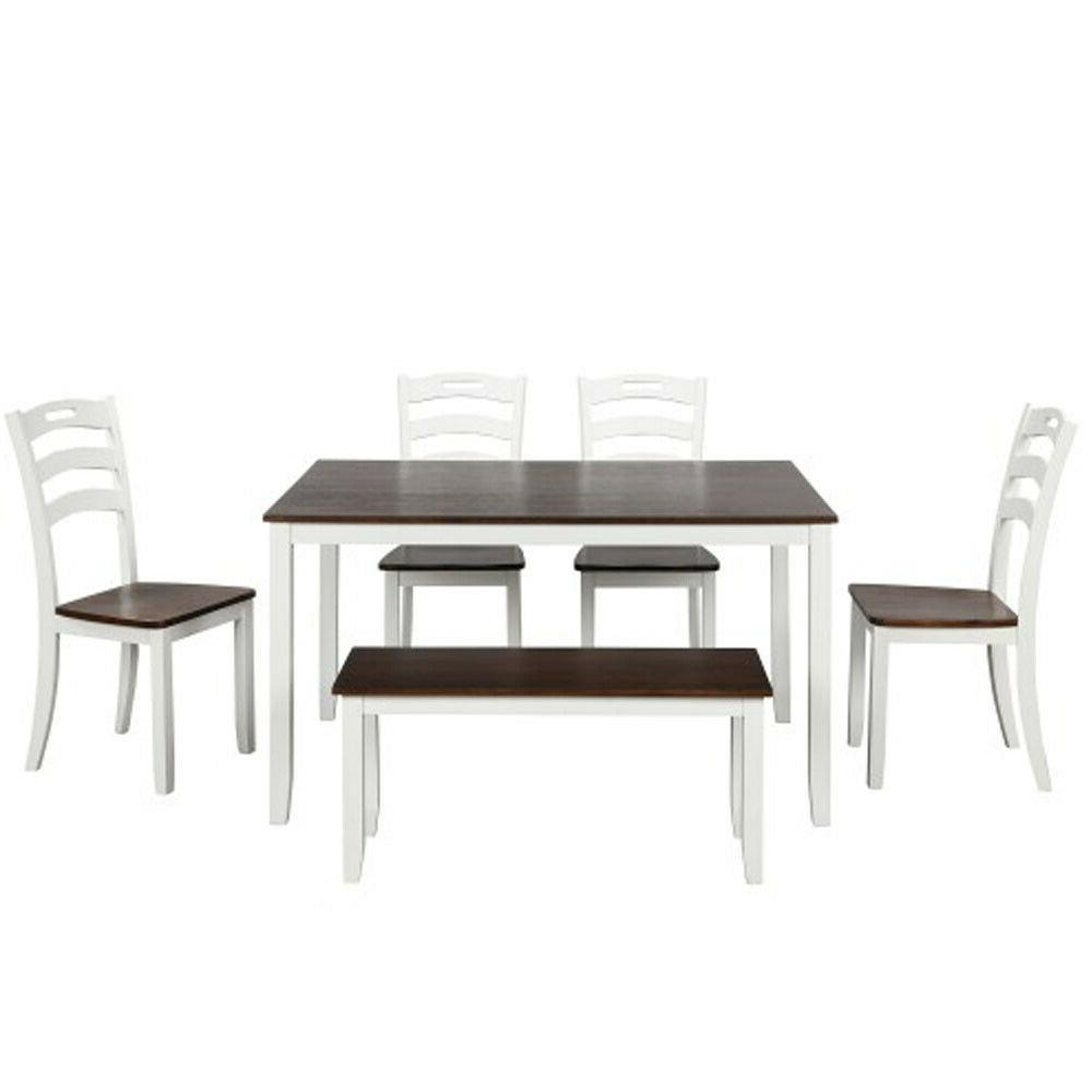 6 Piece Table Set Set with