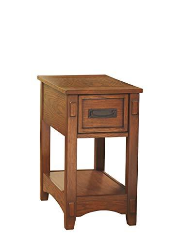 Ashley Furniture Signature - Table 1 Drawer - Contemporary -