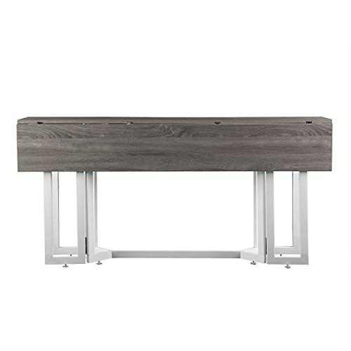 Holly & Drop Leaf Dining Table, with Metal