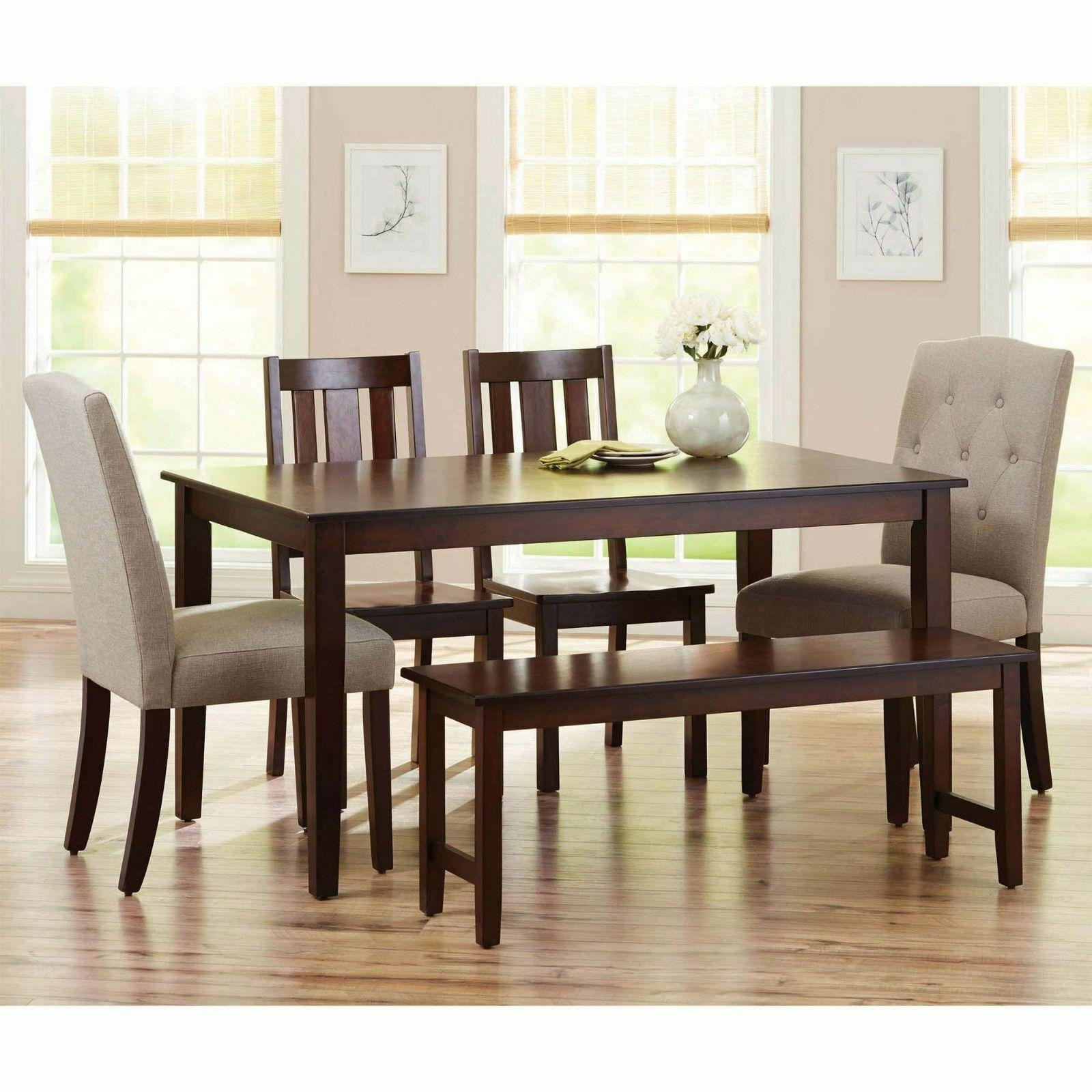 Best Dining Room Table Set Kitchen Tables Chairs Modern Rect
