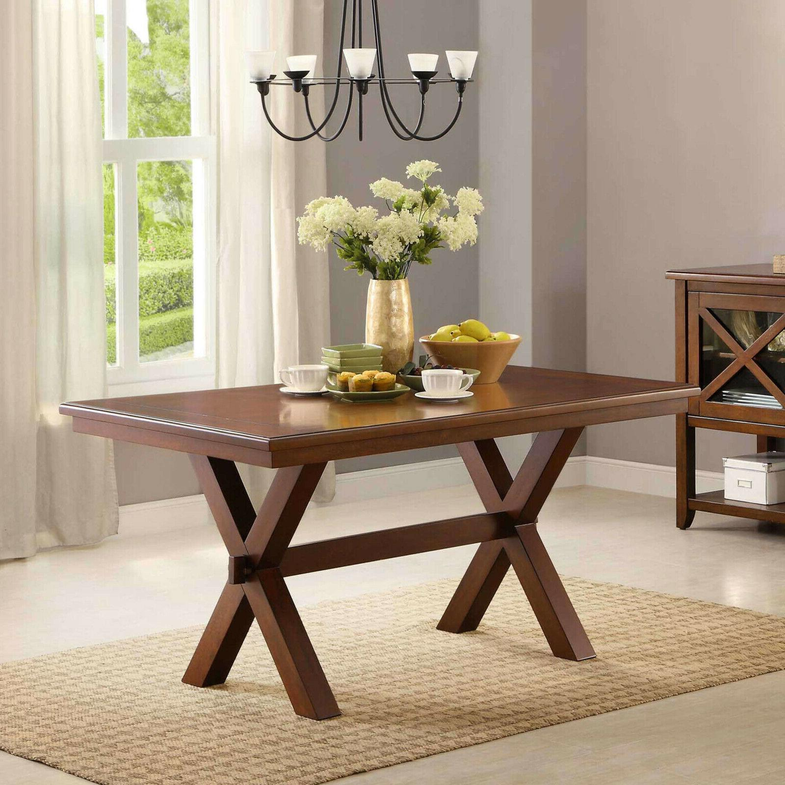 Dining Table Furniture Homes Rectangle Shape