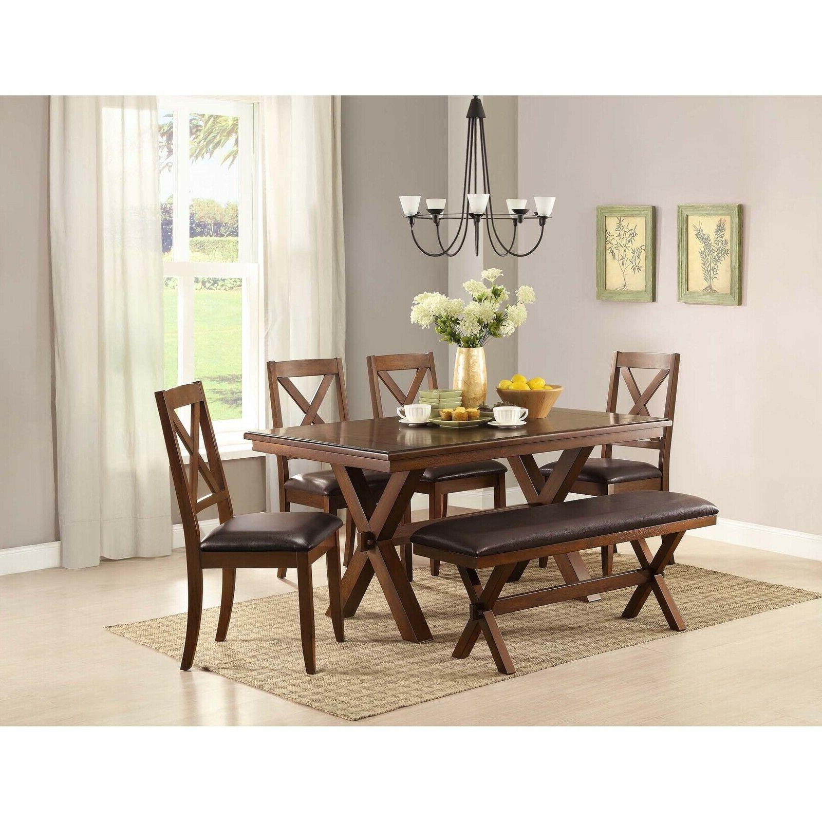 Dining Table Furniture Homes Maddox Crossing Rectangle