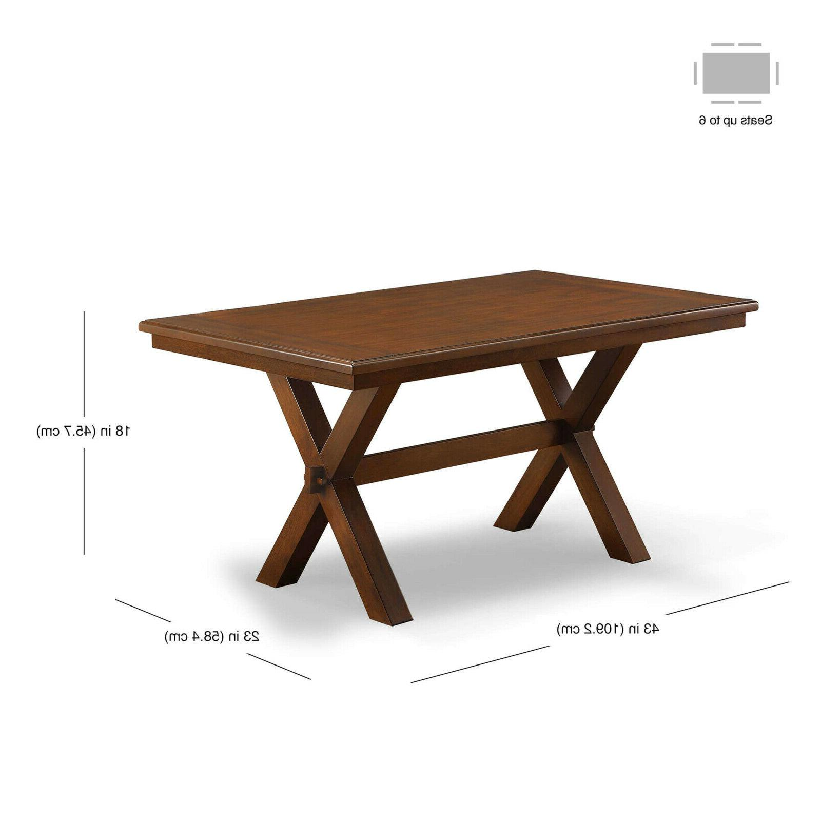 dining table furniture better homes gardens maddox