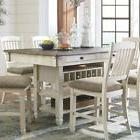 bolanburg rectangular counter height dining table