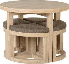 Seconique Cambourne Stowaway Dining Set FREE DELIVERY by Sec