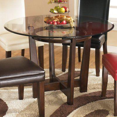 charrell round dining table