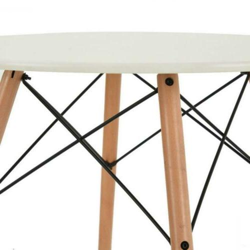 Homy Tables Dining Side White Table,...