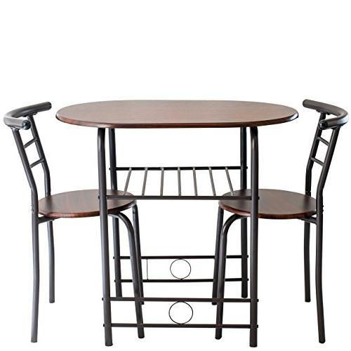 compact dining set w table