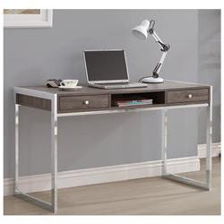 Coaster Computer Desk Dark Gray