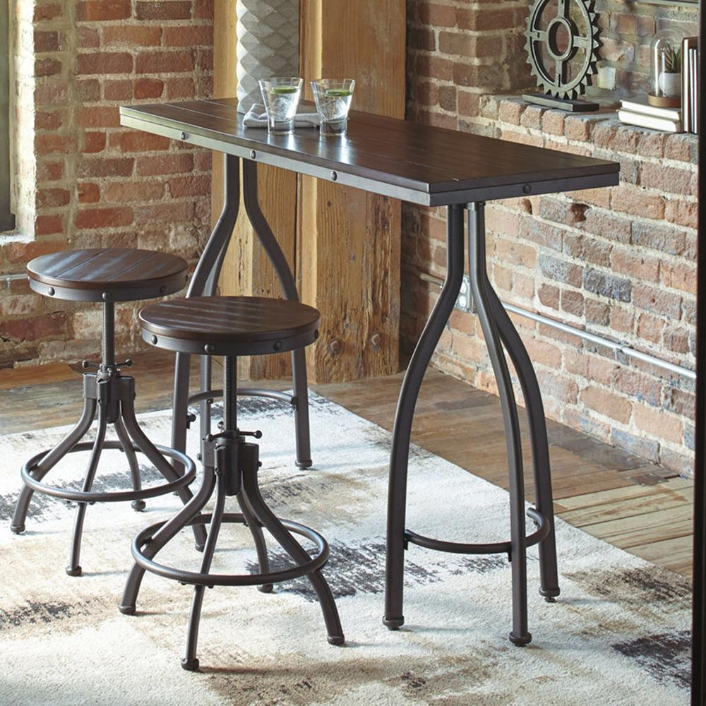 Dining Room Table Set Counter Height Kitchen Tables And Chai
