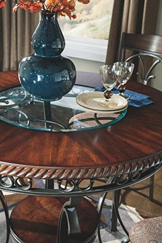- Table - Counter - Brown
