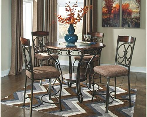 Ashley Furniture - Dining Table - Counter -
