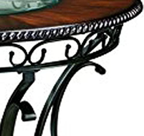Ashley Signature Design - Room Table Counter - Brown