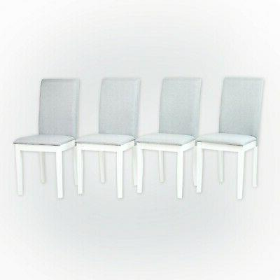 Dining 5 SET Rectangular Table Fallabella Chairs,