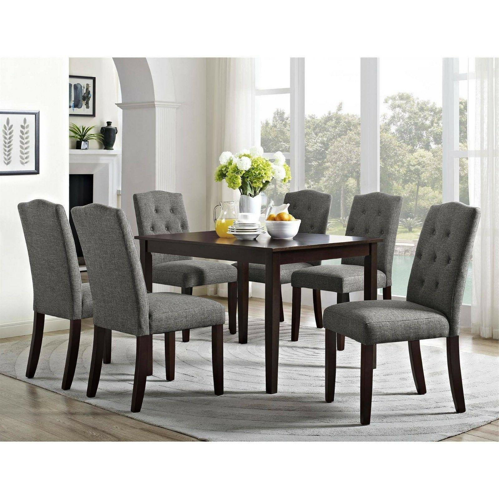 Dining Table Piece Contemporary Living Set