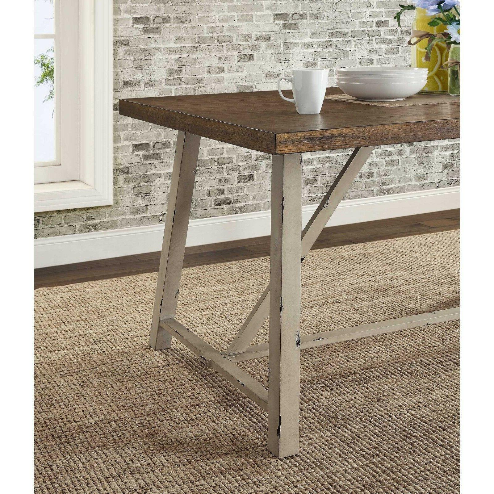 Dining Room Table Rustic Kitchen Tables Industrial Home Office