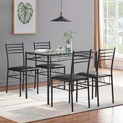 Dining 4 Chairs,