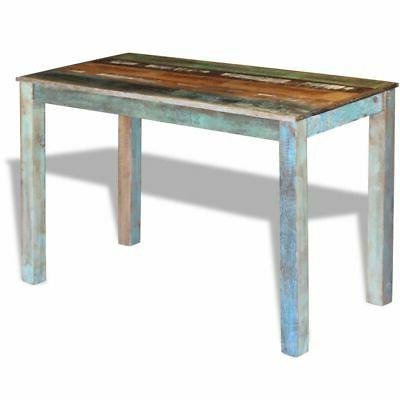 "Dining Table Wood 45.3""x23.6""x30"""