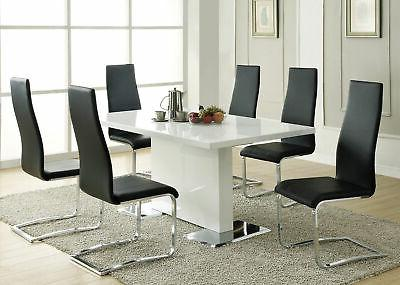 dining table white nameth collection