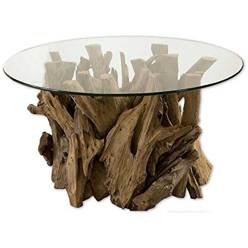 Uttermost Driftwood Cocktail Table