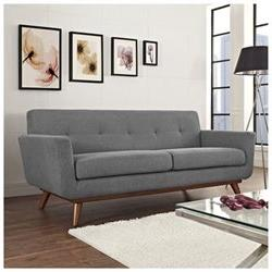 Engage Upholstered Loveseat by Modway