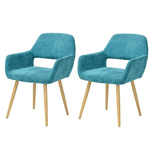 fabric dining chairs ihouse wood