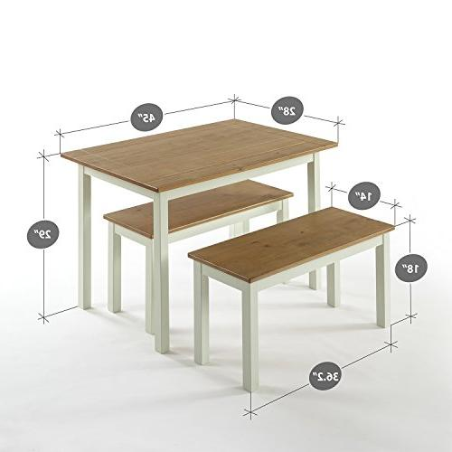 Zinus Table Two / 3 piece