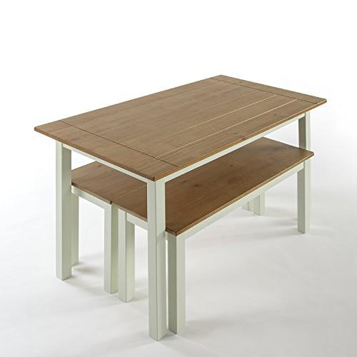 Zinus Table with Two / piece