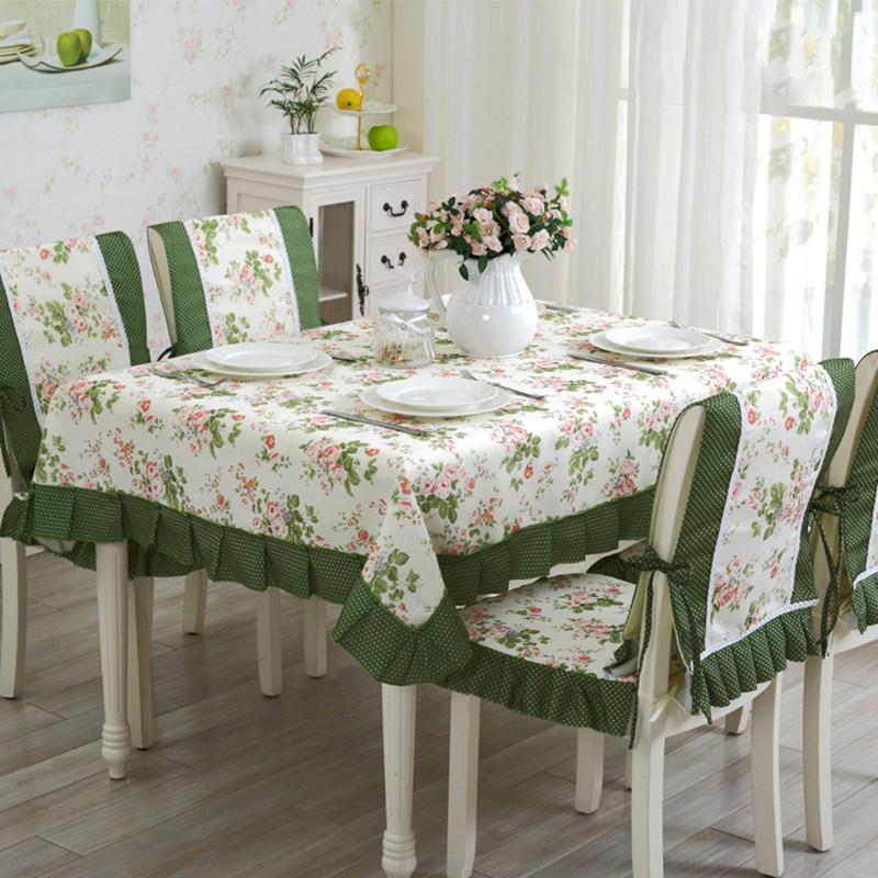 1 For Wedding Embroidered Tablecloth Style Print For Party