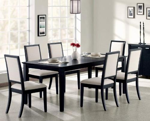 formal dining table chairs set