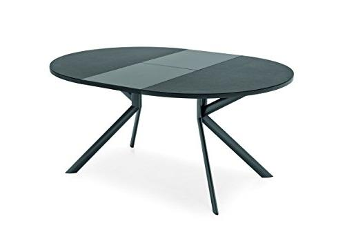 giove round extending table